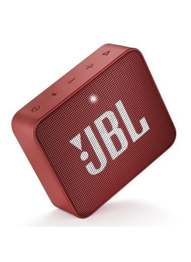 JBL Go 2 Kırmızı Bluetooth Taşınabilir Hoparlör Kırmızı